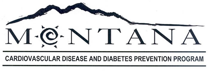 MT CVD and Diabetes Prevention Program logo