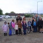 Walk with Mayor & Sheriff 9-10
