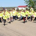 End of the year Kid's Marathon celebration